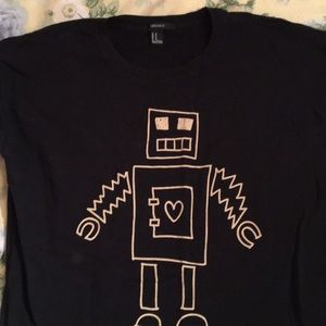 ROBOT LOVE SWEATSHIRT